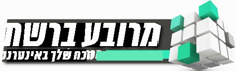 מרובע ברשת, הכח שלך באינטרנט, משנת 2008. לוגו